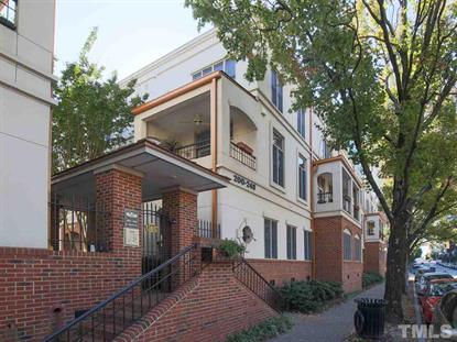 208 E Davie Street  Raleigh, NC MLS# 2284705