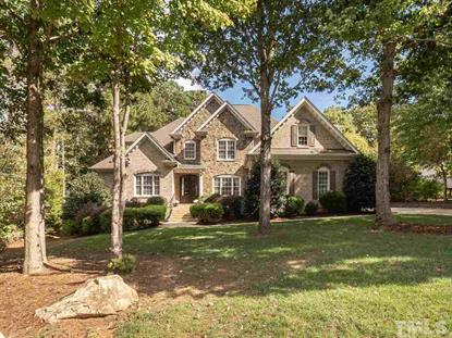 1036 Hawk Hollow Lane  Wake Forest, NC MLS# 2284732