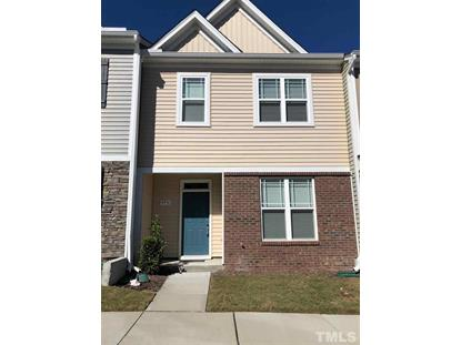 8956 Commons Townes Drive  Raleigh, NC MLS# 2284781