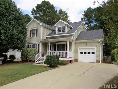 310 Pine Nut Lane  Apex, NC MLS# 2284791