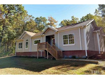 118 Zoia Lane  Hillsborough, NC MLS# 2285996