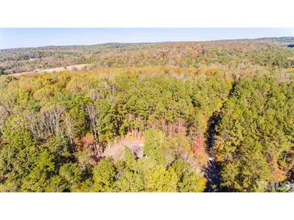 Lot 2 Walnut Cove Road  Chapel Hill, NC MLS# 2286600