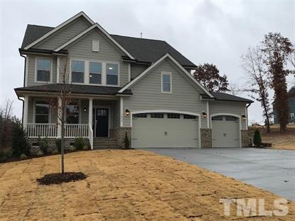 1004 Kennison Court  Rolesville, NC MLS# 2286974