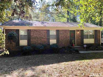 2644 Sheffield Street  Apex, NC MLS# 2287887