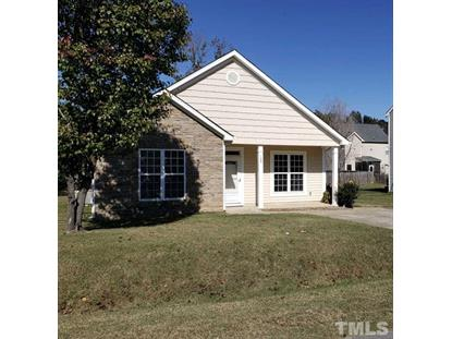 109 Hardaway Point  Clayton, NC MLS# 2288236