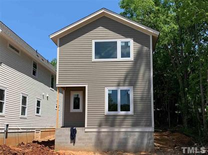1501 1/2 Beauty Avenue  Raleigh, NC MLS# 2288371