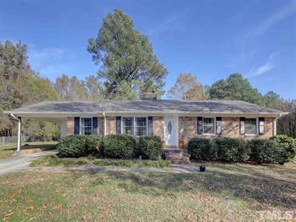 327 Olive Branch Road  Durham, NC MLS# 2288456