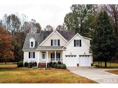 9116 Hunters Greene Drive  Zebulon, NC MLS# 2288961