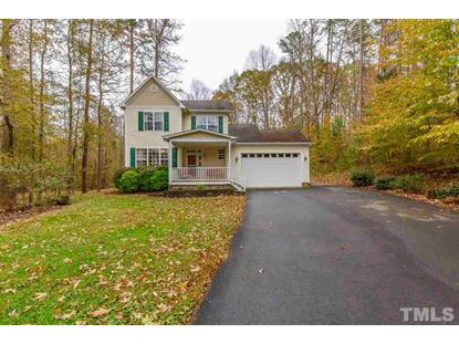 2026 Thoroughbred Drive  Hillsborough, NC MLS# 2289329