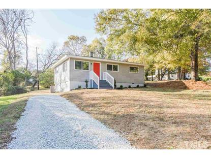 643 McAdams Road  Hillsborough, NC MLS# 2289358