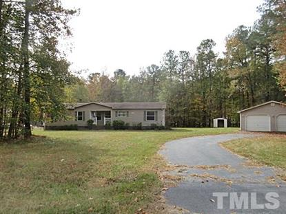 13125 Sandling Court  Zebulon, NC MLS# 2289452