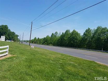 S Durham Road  Roxboro, NC MLS# 2289490