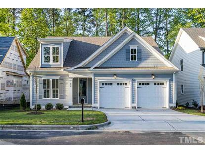 509 Ridgecrest Road  Cary, NC MLS# 2289692