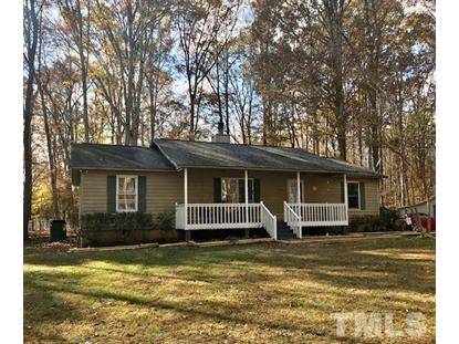 4607 White Oak Lane  Hillsborough, NC MLS# 2289707