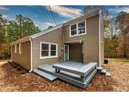 1007 King Circle  Chapel Hill, NC MLS# 2290729