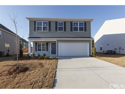 863 Rolling Creek Circle  Clayton, NC MLS# 2291352