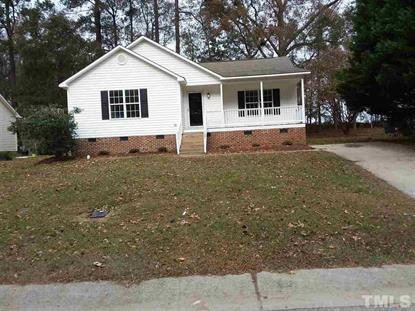 149 Cambridge Elm Drive  Clayton, NC MLS# 2291425