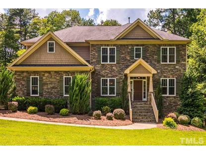 8725 Carradale Court  Wake Forest, NC MLS# 2291505