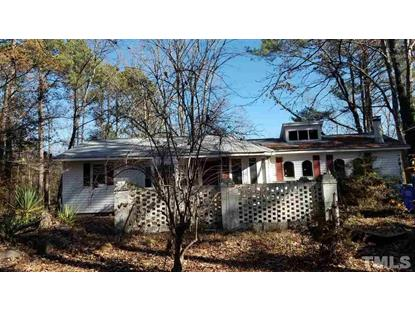 619 Hatch Road  Chapel Hill, NC MLS# 2291517