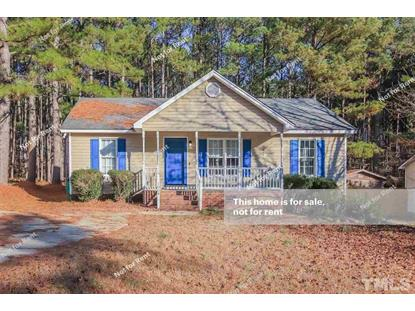 1009 Amber Acres Lane  Knightdale, NC MLS# 2291654