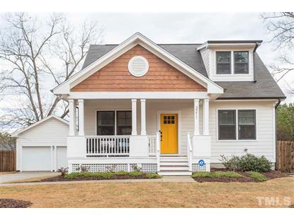 3211 Nantuckett Avenue  Durham, NC MLS# 2295841