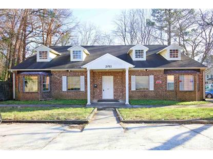 2011 Chapel Hill Road  Durham, NC MLS# 2296308