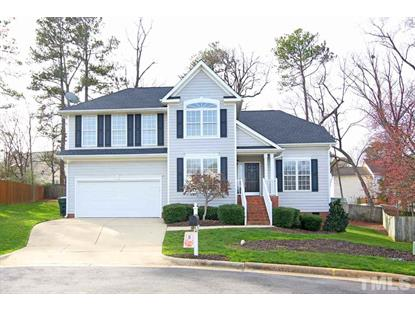 8001 Criswell Crescent  Raleigh, NC MLS# 2296947
