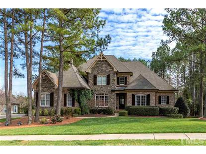 2515 Village Manor Way  Raleigh, NC MLS# 2301103