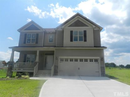 61 Pleasant View Lane  Benson, NC MLS# 2301800