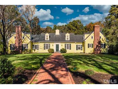 610 Greenwood Road  Chapel Hill, NC MLS# 2304876