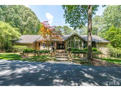 10704 Trego Trail  Raleigh, NC MLS# 2305481