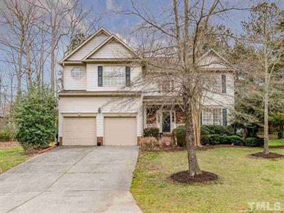 6 Scarlet Oak Court  Durham, NC MLS# 2307081