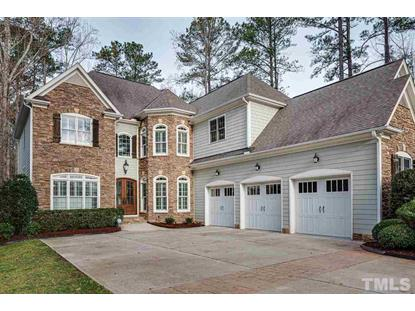 2412 Loring Court  Raleigh, NC MLS# 2307413