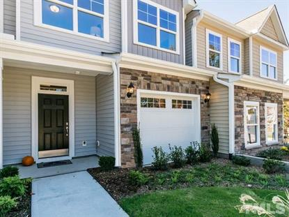 1021 Arbor Edge Lane  Durham, NC MLS# 2309618