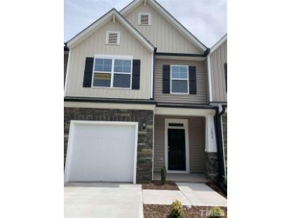 1039 Arbor Edge Lane  Durham, NC MLS# 2309749