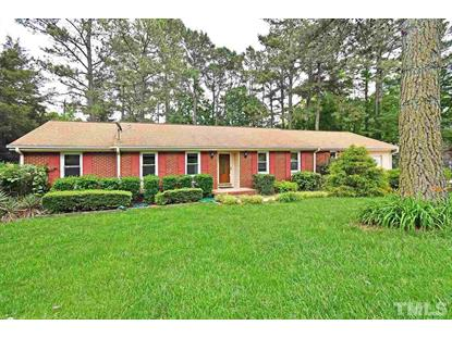 6604 Valley Estates Drive  Raleigh, NC MLS# 2310079