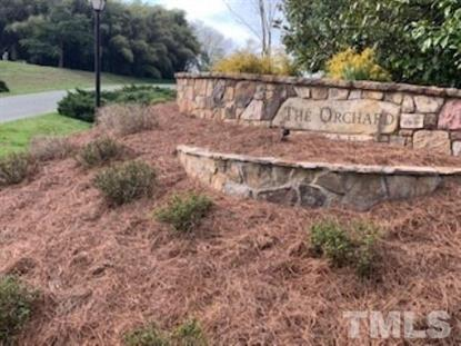 Lot 15 Bennett Orchard Trail Chapel Hill, NC MLS# 2310280
