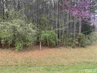 Lot 17 Bennett Orchard Trail Chapel Hill, NC MLS# 2310441