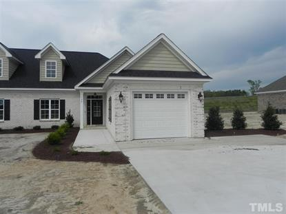 124 Titleist Drive Goldsboro, NC MLS# 2311959