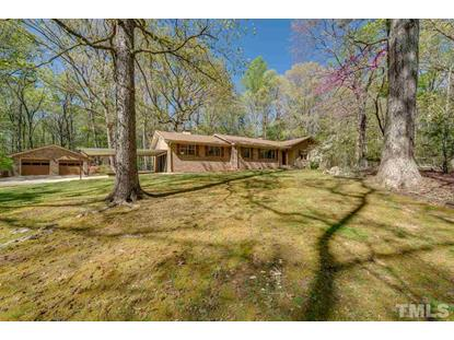 2100 Forest Ridge Place  Durham, NC MLS# 2312040