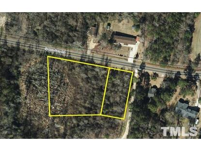 5225 Lot 1 Spence Farm Road  Holly Springs, NC MLS# 2312267