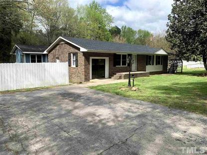 635 Ronald Tharrington Road  Louisburg, NC MLS# 2312268