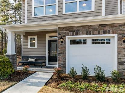 1047 Arbor Edge Lane  Durham, NC MLS# 2312501