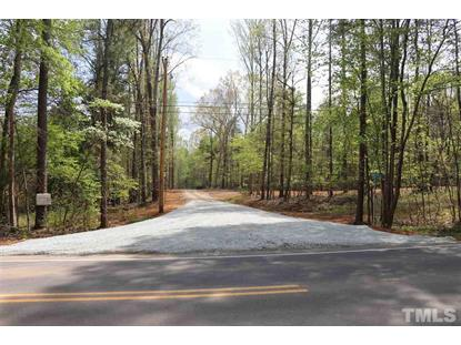 Lot 02 Family Road  Chapel Hill, NC MLS# 2312532