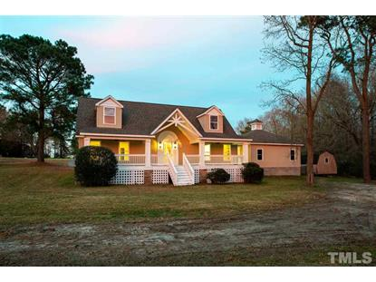 530 S Pleasant Coates Road  Benson, NC MLS# 2312795