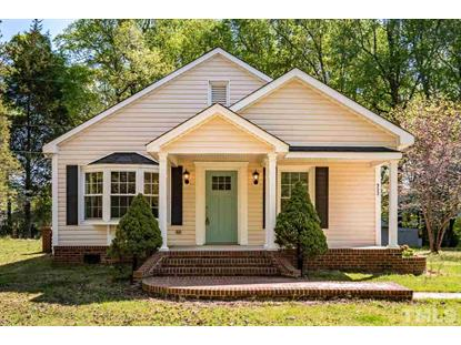 322 W Hill Avenue  Hillsborough, NC MLS# 2313182