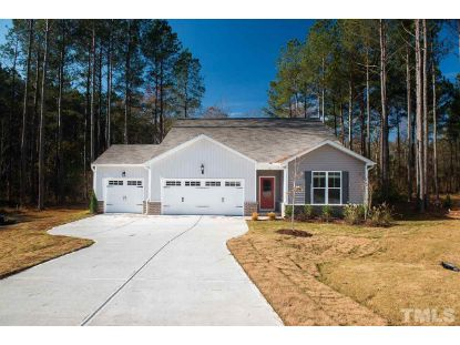 74 Diamond Track Lane  Selma, NC MLS# 2313187