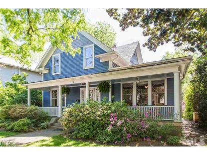 118 Hillcrest Road  Raleigh, NC MLS# 2313863