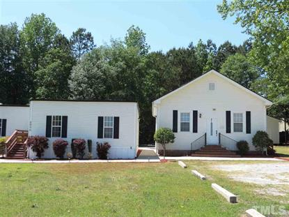 2850 Old Fairground Road  Angier, NC MLS# 2314376