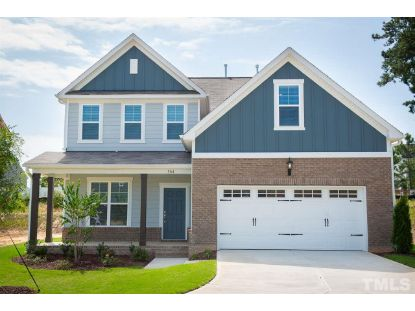 504 Tea Rose Drive  Knightdale, NC MLS# 2314438